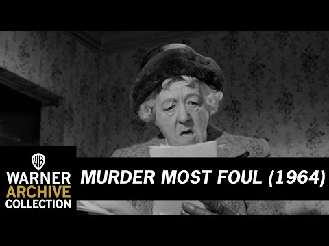 Murder Most Foul (1964) – Collecting Evidence