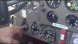 запуск двигателя Як 18т36серии