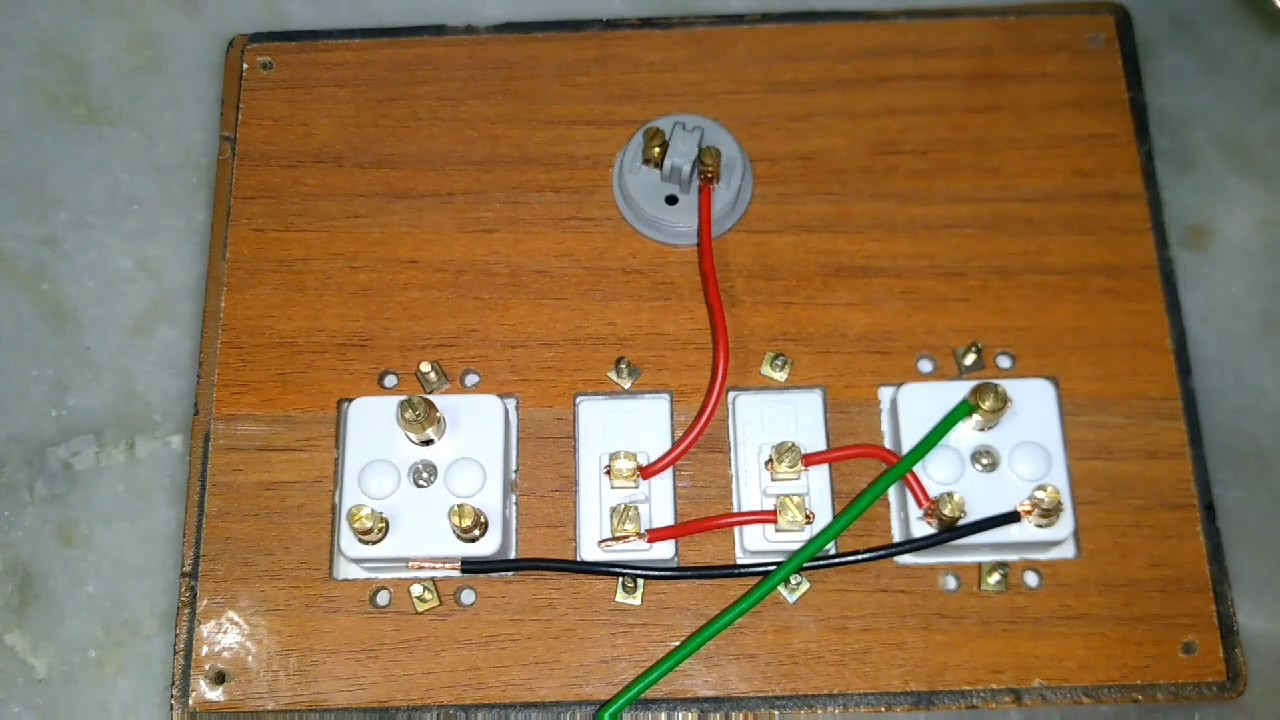 How To Make Electric Series Board For Testing Electric Product