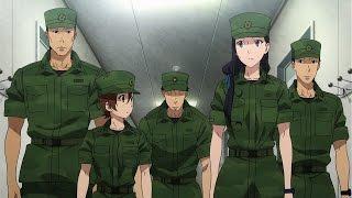 Топ 5 Аниме жанра Военная тематика