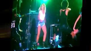 Beyoncé dançando Passinho do Volante (Lelek Lek)  no Rock in Rio