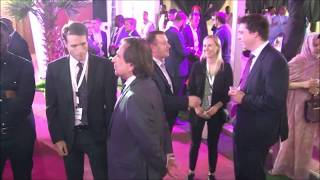 Mauritanides 2018 Evening Networking Reception Day 2 (sponsored by BP and Kosmos Energy)