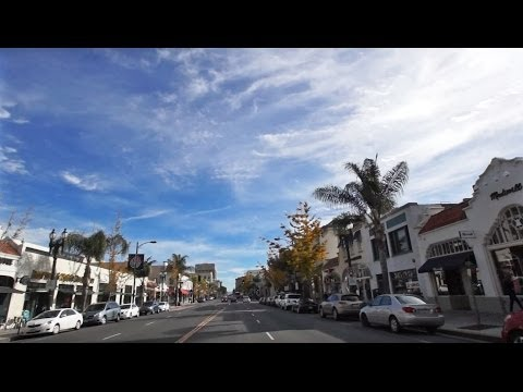 PASADENA DRIVING TOUR