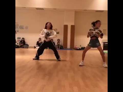 FreeM CHINATSU 上級 キッズダンス