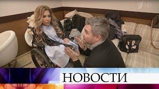 Наконкурсе «Евровидение» Россию представит певица суникальным голосом исудьбой— Юлия Самойлова.