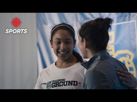 RBC Training Ground: Kieanna Stephens takes Vancouver | CBC Sports