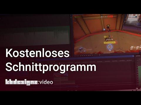 KOSTENLOSES SCHNITTPROGRAMM 2017 | PREMIERE ALTERNATIVE | HITFILM | kbdesignz:video