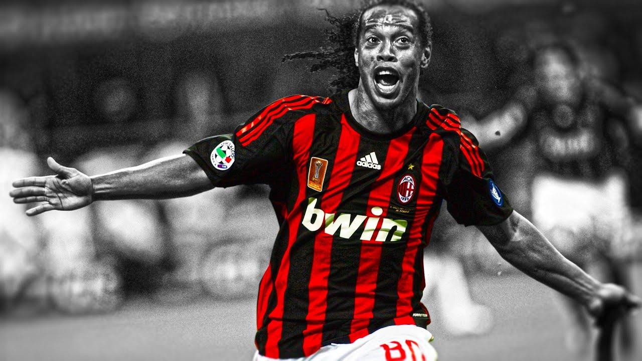 Ronaldinho el arte de los ca os y sombreros youtube - Ronaldinho wallpaper ...