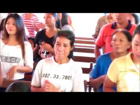 Flock of Divine Mercy Prayer Meeting @ Brgy. Daguitan, Banga, Aklan, Philippines 11-19-2017