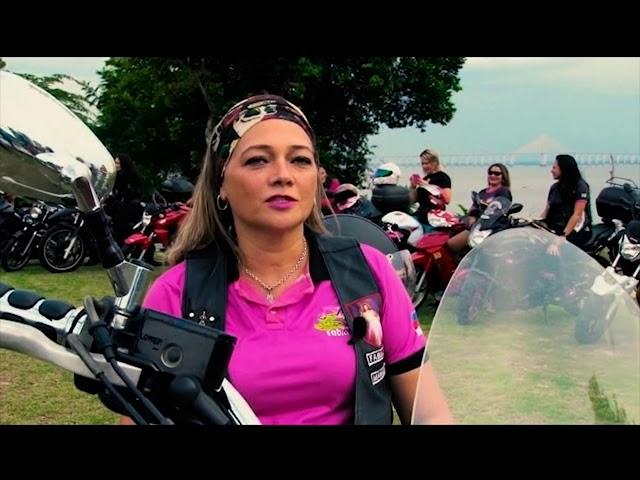ESSA É MINHA TRIBO - MOTO MULHERES AMAZONAS