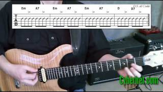 Jingle Bell Rock Chords (2 of 3) - Full Song Performance