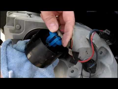 2010 Chevrolet Cobalt Headlamp replacement