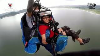 Paragliding in Rajasthan