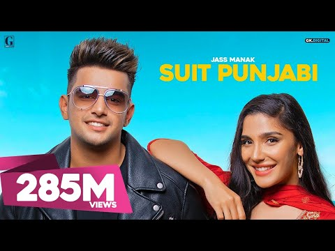 SUIT PUNJABI : JASS MANAK (Official Video)...