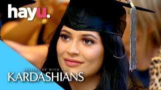 Kendall and Kylie's Surprise Graduation Party! | Keeping Up With The Kardashians