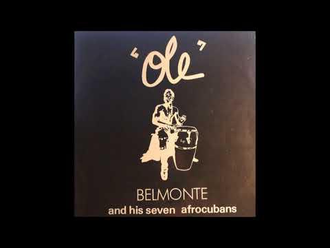 "LARRY HARLOW: ""Olé!"" Belmonte And His Seven Afrocubans."