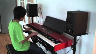 Baby Elephant Walk - Piano Cover (HD)