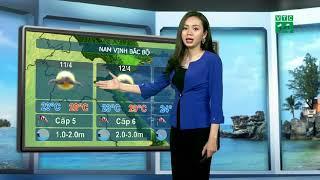 VTC14 | Thời tiết biển 10/04/2018