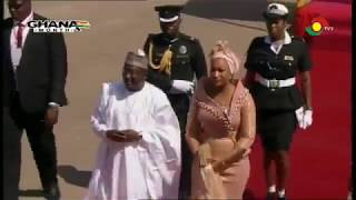 Dr Barwumia Arrives At Parade Grounds For Ghana's Independence Day Celebration