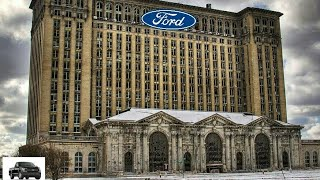 Historic Michigan Central building to be saved by Ford