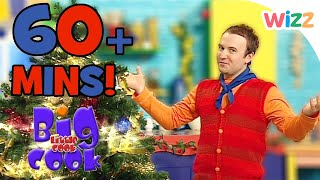 Big Cook Little Cook - Christmas Special! | 60+ minutes | Christmas Cooking