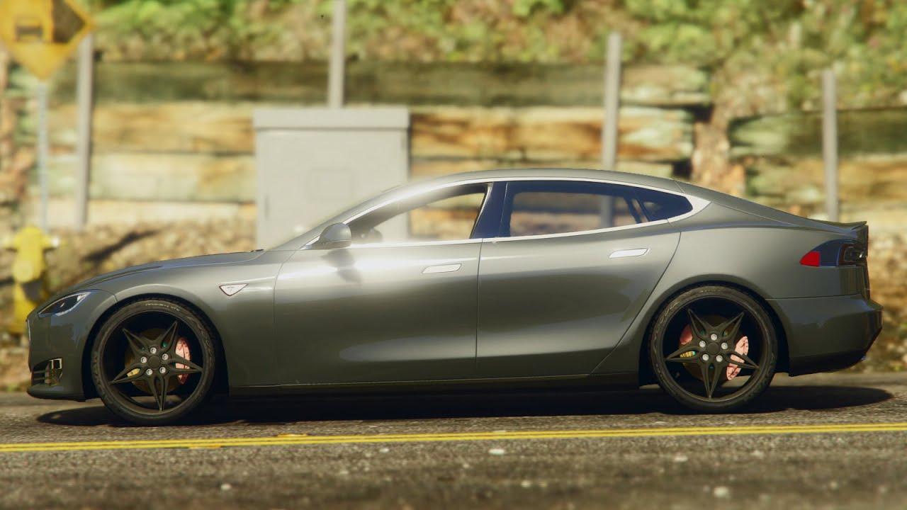 Tesla model v