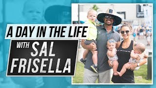 A Day In The Life : A Look Into What 1st Phorm President, Sal Frisella, Does On A Daily Basis
