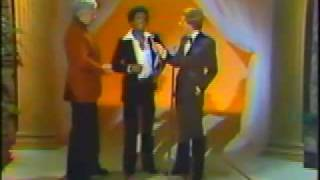 Singer/Dancer Gregg Burge on Celebrity Cabaret  1977