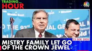 Mistry Family Part Ways With Tatas; IIAS's Hetal Dalal On Tata Sons Buying SP Group's Stake