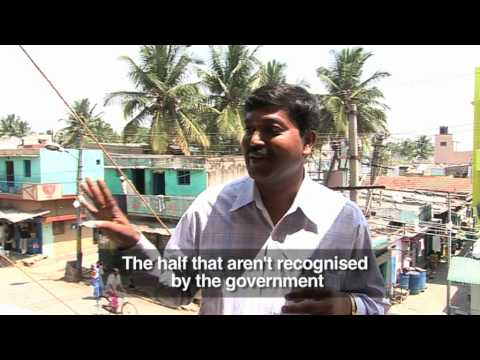 Challenges of Urbanisation: Inequalities in Bangalore (Preview)