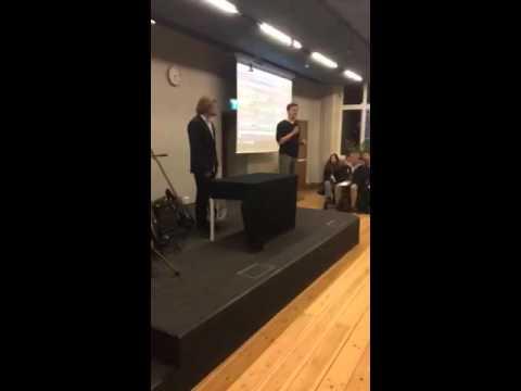 Infokväll VRG Odenplan: Elevkårens presentation