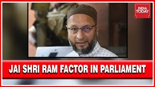 "From Bengal To Parliament, Is ""Jai Shri Ram"" Slogan The New Centre Piece In Lok Sabha?