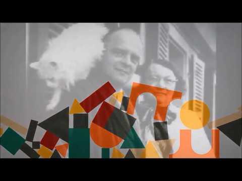 """PAUL KLEE - """"L' Astratto Con Qualche Ricordo """"- Eugen Doga- Waltz Of Roses"""