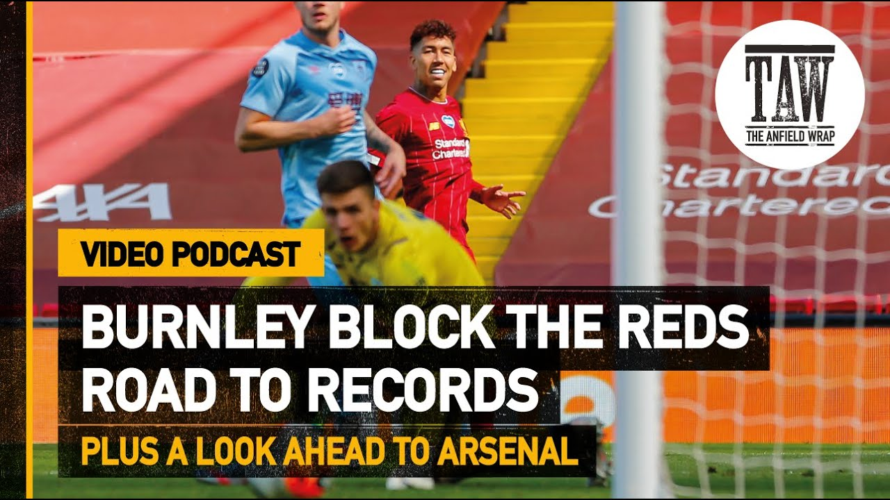 Burnley Block The Reds Road To Records | Free Show