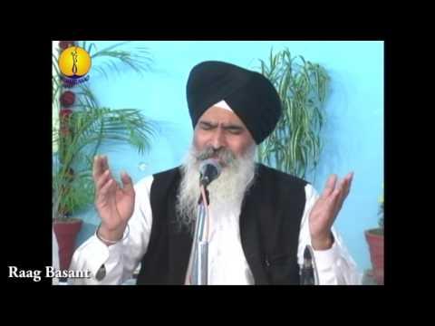 AGSS 2012 : Raag Basant Hindol- Prof Surjeet Singh ji
