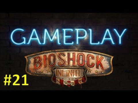 Lets Play Bioshock Infinite Ep 21 - HeadShot!