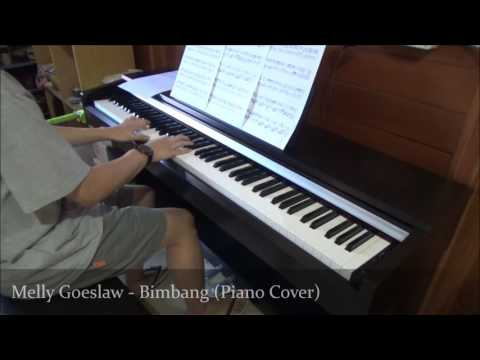 Melly Goeslaw - Bimbang (Piano Cover)