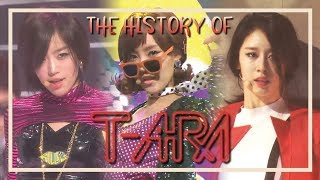 T-ARA Special ★Since Debut to 'What's My Name?'★ (2h 21m Stage Compilation)