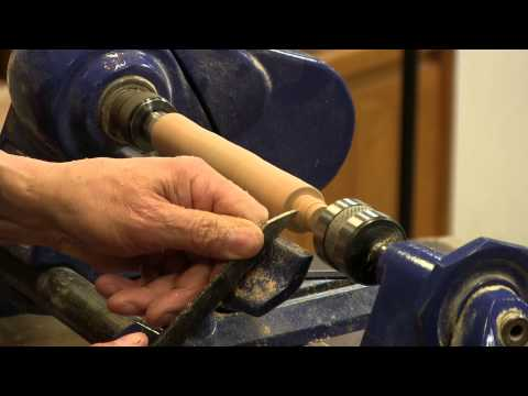 Turning a Chisel Handle | Paul Sellers