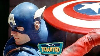 CAPTAIN AMERICA (1990) - MOVIE REVIEW HIGHLIGHT - Double Toasted