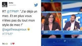 TPMP : Agathe Auproux en colère, les fanzouzes la soutiennent !
