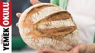 Kavılca Un ile Tencerede Ekmek Tarifi | Burak'ın Ekmek Teknesi