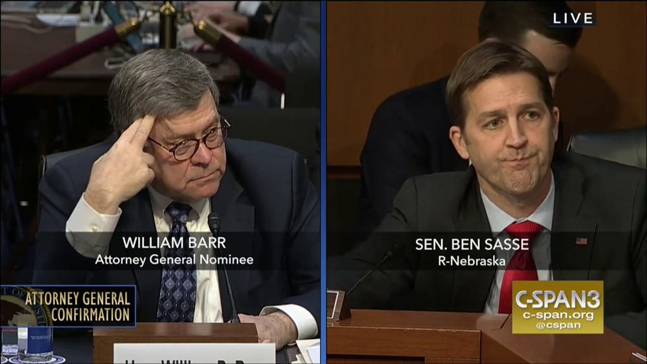 William Barr Should Recuse Himself in Jeffrey Epstein Case