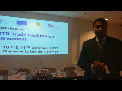 EU-Sri Lanka TFA workshop : Rezvan Rasheed