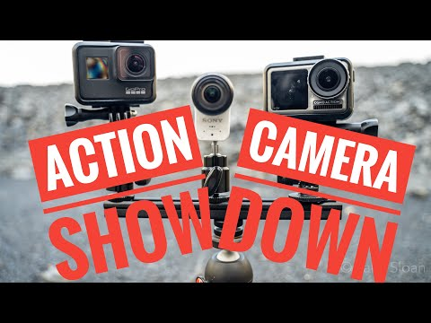 DJI Osmo Action vs GoPro, Sony and the Action Camera World.