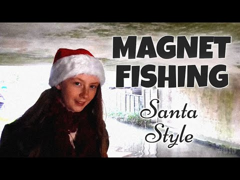 Magnet Fishing #015 In Santa Style