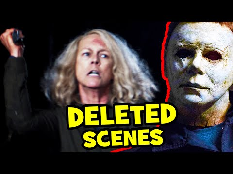 Halloween's DELETED ENDING + SCENES You Never Got To See! (2018)