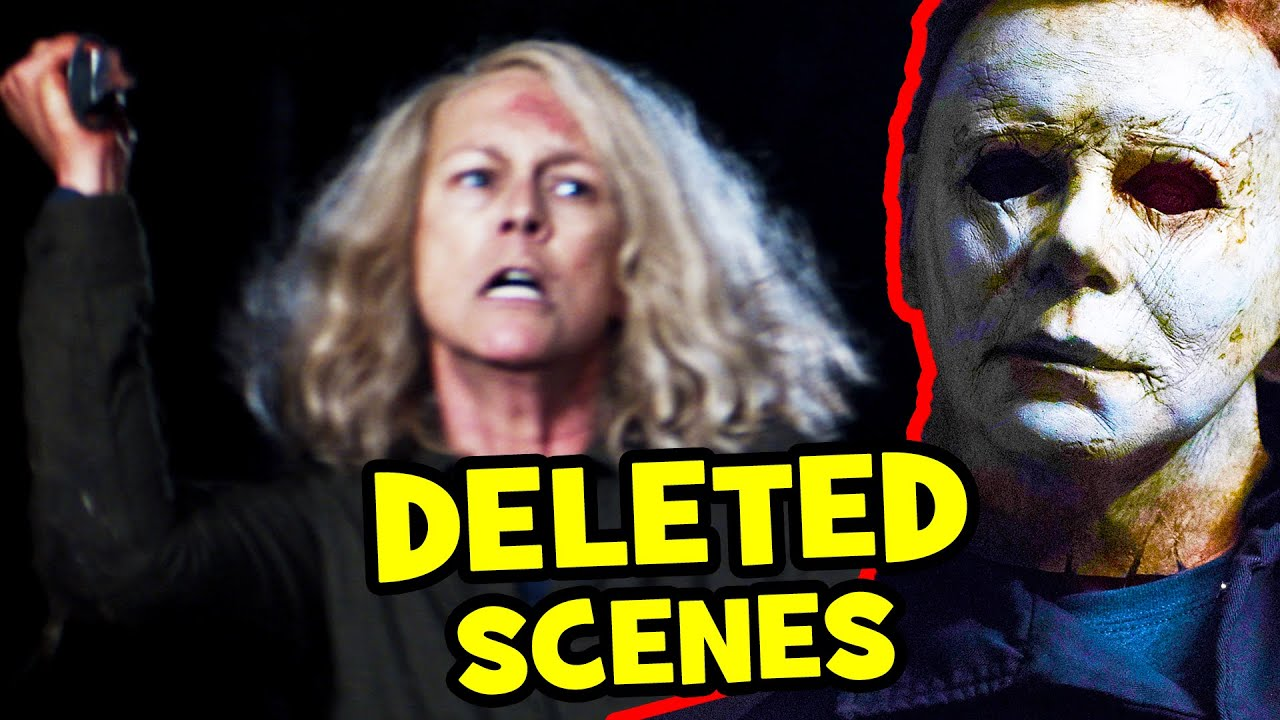 Halloween 2018 Alternate Ending.Halloween 2018 Deleted Scenes Alternate Ending