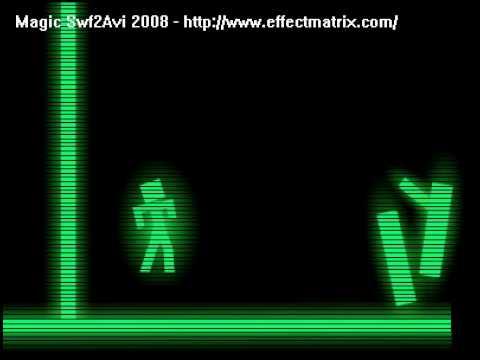 humor pong – vintage video game (funny flash animation))