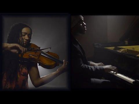 Twenty One Pilots: Heathens - Piano & Viola Cover. (Free Piano Sheet Music)